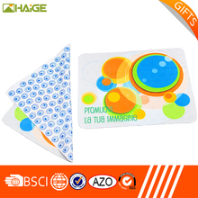 China cheap With logo print in factory microfiber mouse pad With Promotional Price