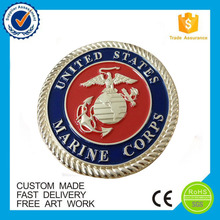 customized engraved board zinc alloy metal coin