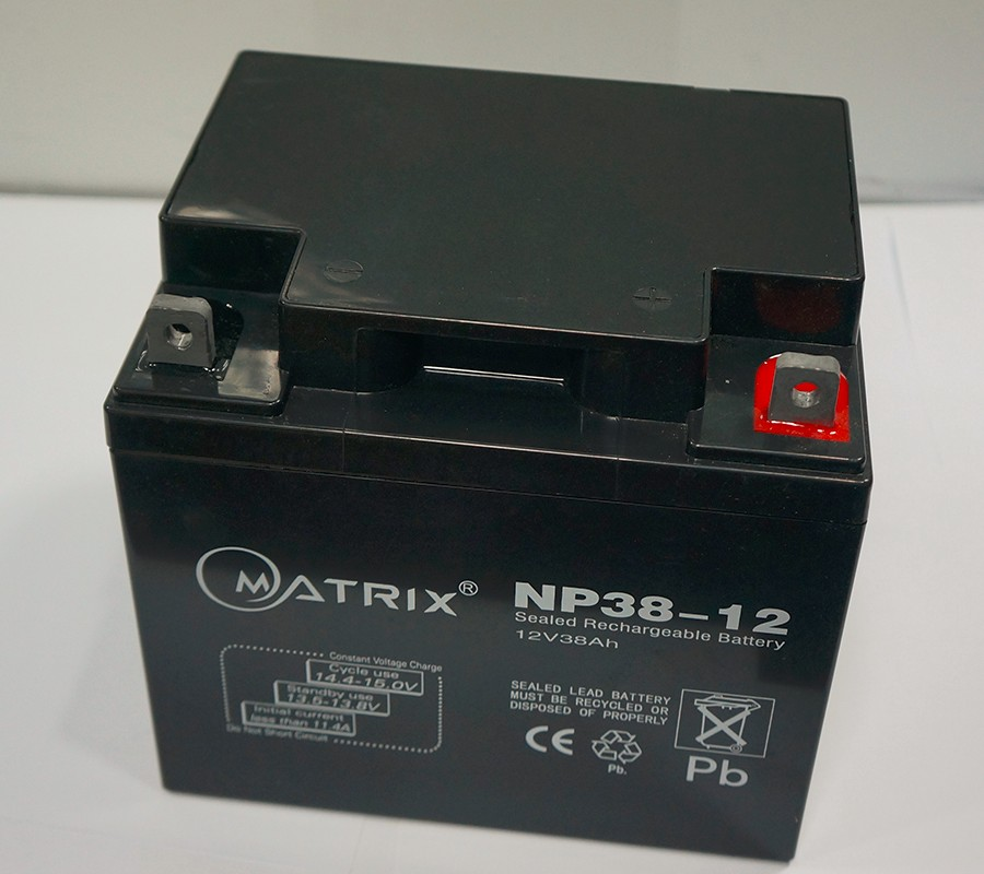 Online High Frequency UPS Battery 12V 38AH