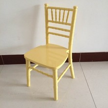 Outdoor Kids Party Chiavari Chair/Children Bamboo Chair For Outdoor Party