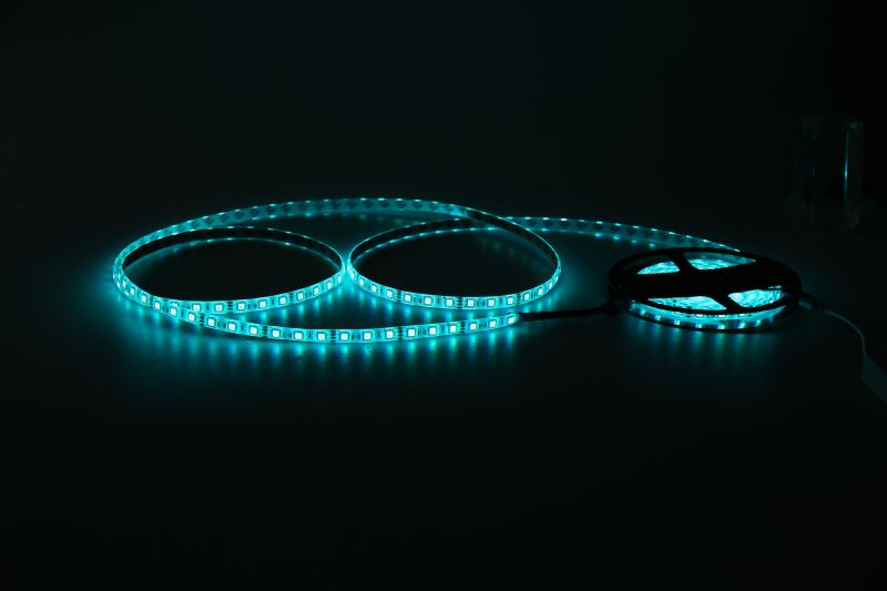 Factory Price Trade Assurance Manufacturer 5050 Rgb Dream Color 6803 Ic Led Strip Lightrgb Led Tubeflexible Light