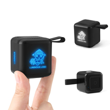 Cube Speaker <strong>Bluetooth</strong> with Light up logo