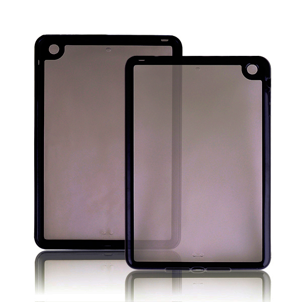 2014 New for iPad Mini 2 Transparent Hard Back Case Cover
