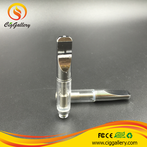 Cig Gallery 0.5ml, 1.0ml capacity hemp oil cbd atomizer 510 glass cartridge