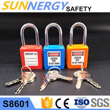 Promotional pad lock for wholesales