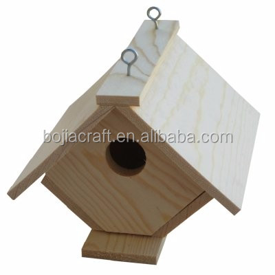 Wholesale Large Wooden Bird house Outdoor Bird Cage animal cage