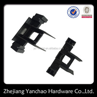 OEM best selling plastic products plastic window clip furniture plastic parts