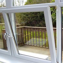Adjusting A Tilt And Turn Window Casement Window Unit PVC Windows