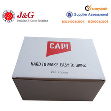 Full color printing mail packaging