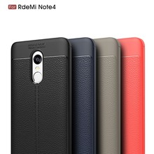 Flexible Shockproof Tpu Dotted Back Cover Case For Redmi Note 4