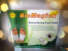 Relax gold detox foot pad patches feet patches Have Clean Feet