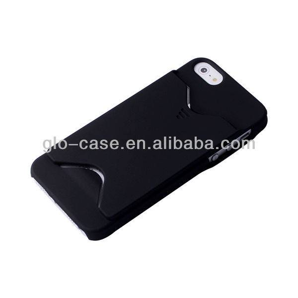 new factory selling oil printing for iphone 5 original card slot case