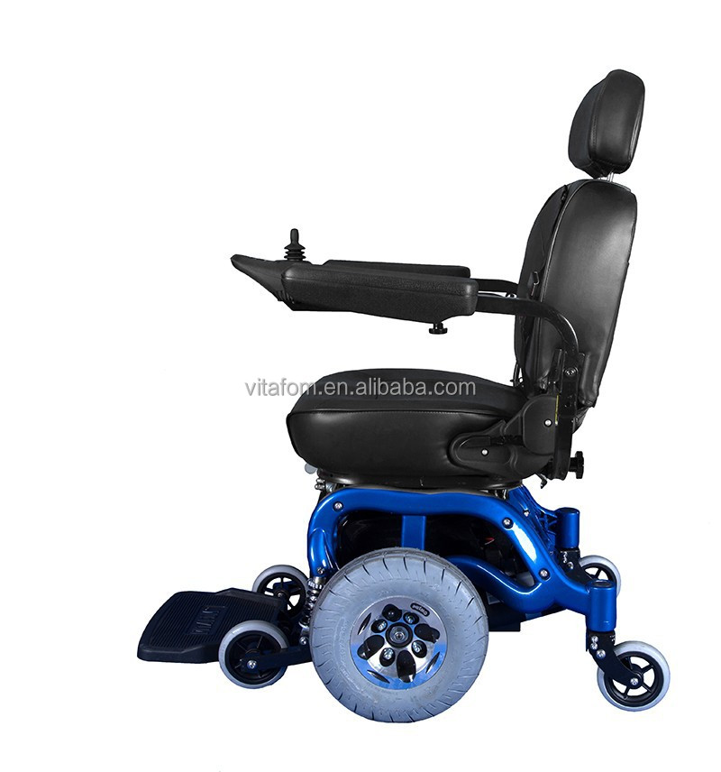 Vitafom - Electric Power Disabled Chair, PG Controller, Taiwan Motor
