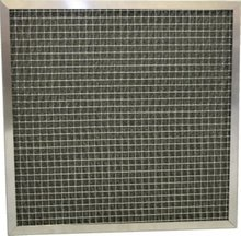 Metal Washable Filter fan for panel - G2 to EN779