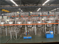 paint making machinery, paint production line,paint making plant equipment