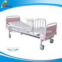 ALS-BB007 Design for kids steel frame children hospital beds