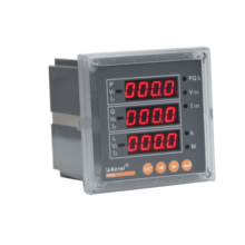 Three phase power <strong>meter</strong>,panel power analyzer LED disply PZ96-E4