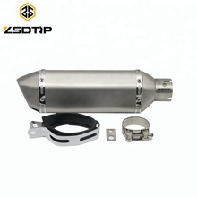 51mm stainless steel universal motorcycle engine exhaust muffler pipe for S1000RR YZF R1 CBR1000