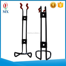small fire extinguisher iron wall bracket/steel stand
