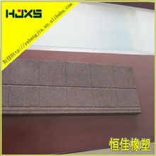 Studded Rubber Staircase Tiles