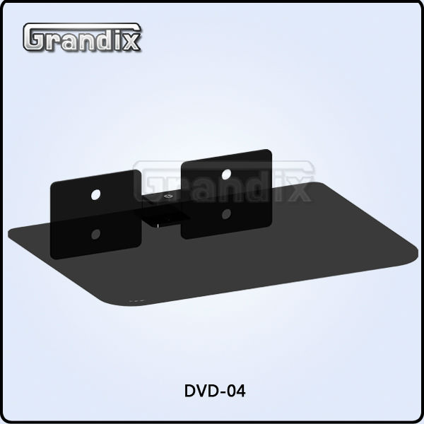 tv wall mount with dvd bracket