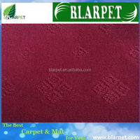Top quality hotsell adult jacquard carpet