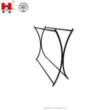 "Garment/Hotel clothes rack , Stainless Steel Clothing Hanger,""X"" Shape Clothing Hanger"