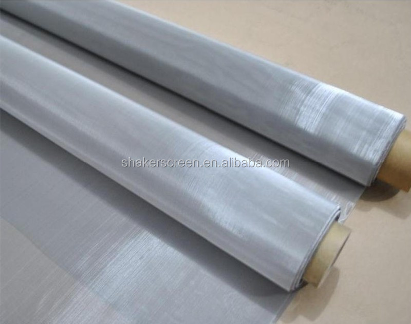high quality 50 60 70 80 100 micron filter SS wire mesh