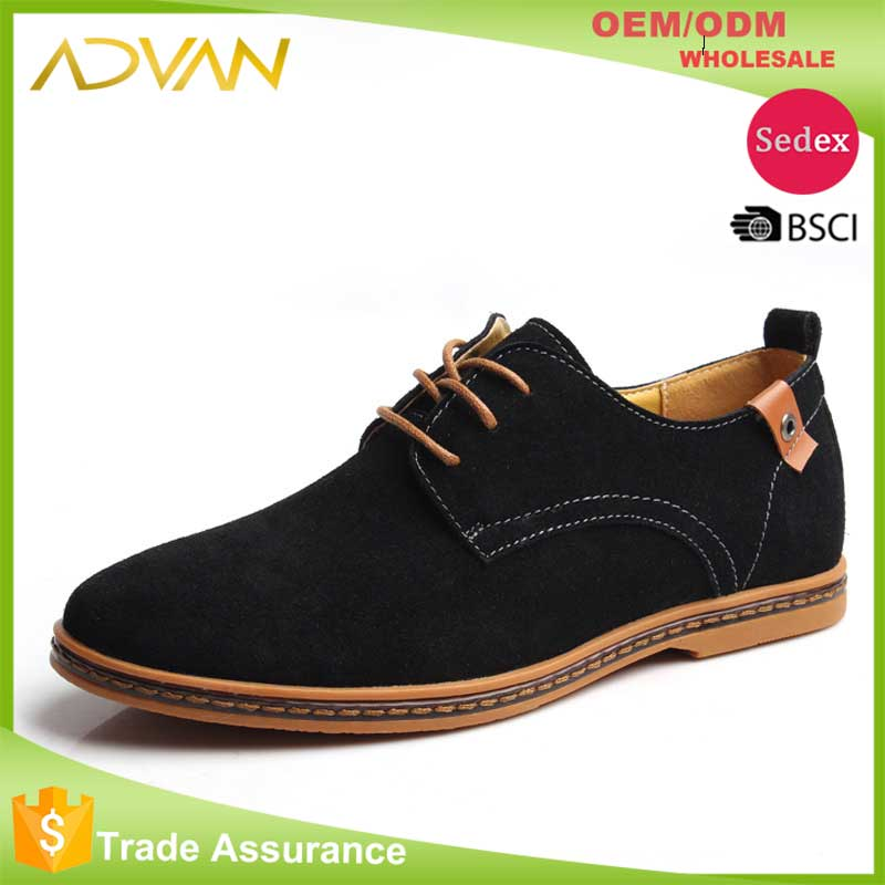Wholesale 48 Big Size Hot Selling Vintage Style Genuine Leather Casual Shoes for <strong>men</strong>