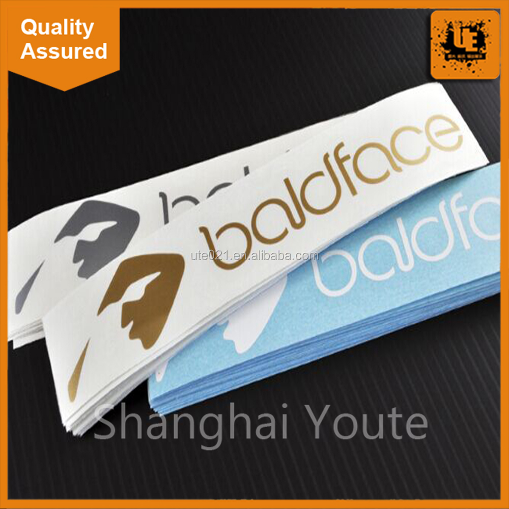 China Car Vinyl Custom China Car Vinyl Custom Manufacturers And - Custom die cut vinyl stickers how to apply