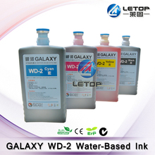 Dx5 Mimaki Roland Mutoh printer galaxy Water Based Textile Pigment Ink