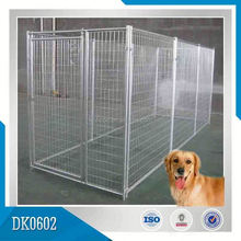 Galvanized Large Dog Fence Panel