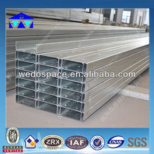 Industrial galvanized roof c purlin made in china