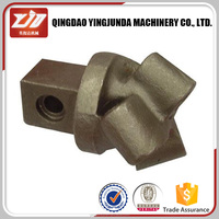 mechanical parts and fabrication services investment casting factory