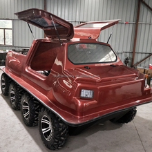 HASDER 8x8 electric atv for hunting