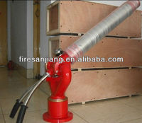 Manual Water Fire Fighting Cannon