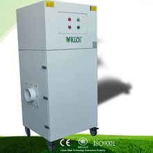 CE approved industrial air filter cleaning machine