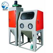 Glass sandblasting & engraving machine Abrasive machine for sandblasting