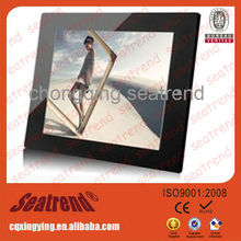 "Hot selling customized 7"" 8"" 9""1 0"" HD wifi android lcd led screen multi-function best digital photo frame 2012"