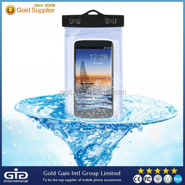 GGIT Good Quality Universal PVF Waterproof Case for iPhone 6
