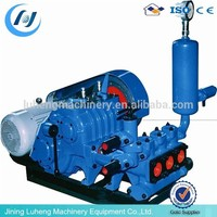 Suppiler:Large Water Flushing Rate Drill Machine Mud Pump