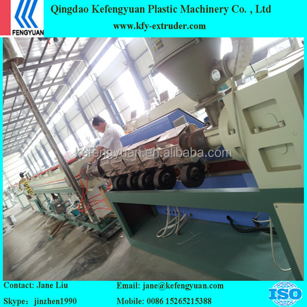 PPR Water Supply Plastic Pipe Extrusion/Production Machine/PPR pipe production line