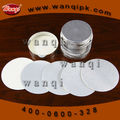 Universal aluminium foil paper seal liner for glass bottle