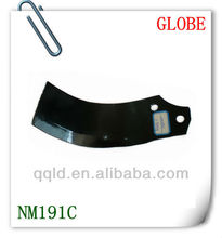 Hot new products farm tiller blade for claas tractor