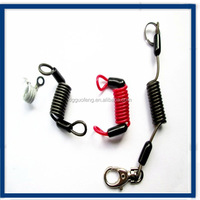 High Tension Steel Retractable Tool Lanyard