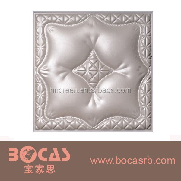 Luxury Lifestyle 3d Panel Wall Made In China