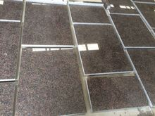 Elite Stone Commerical Tan Brown granite with black shade bar top