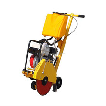 Gasoline road cutter reinforced concrete/Asphalt cutting machine