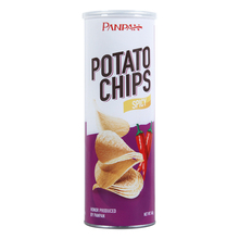 Panpan indian snacks low temperature potato chip