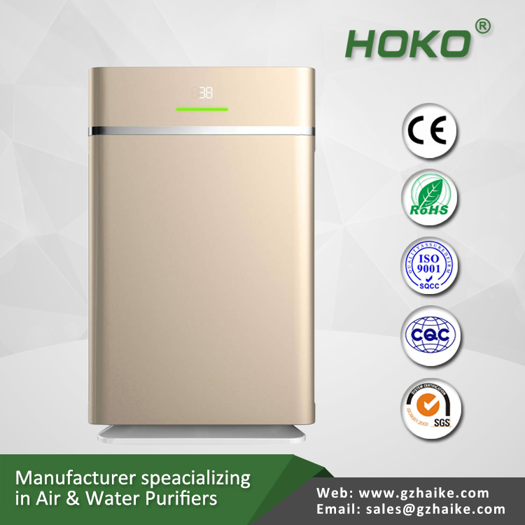 CE Approval Home and living room air purifier, remove dust air purifiers in home